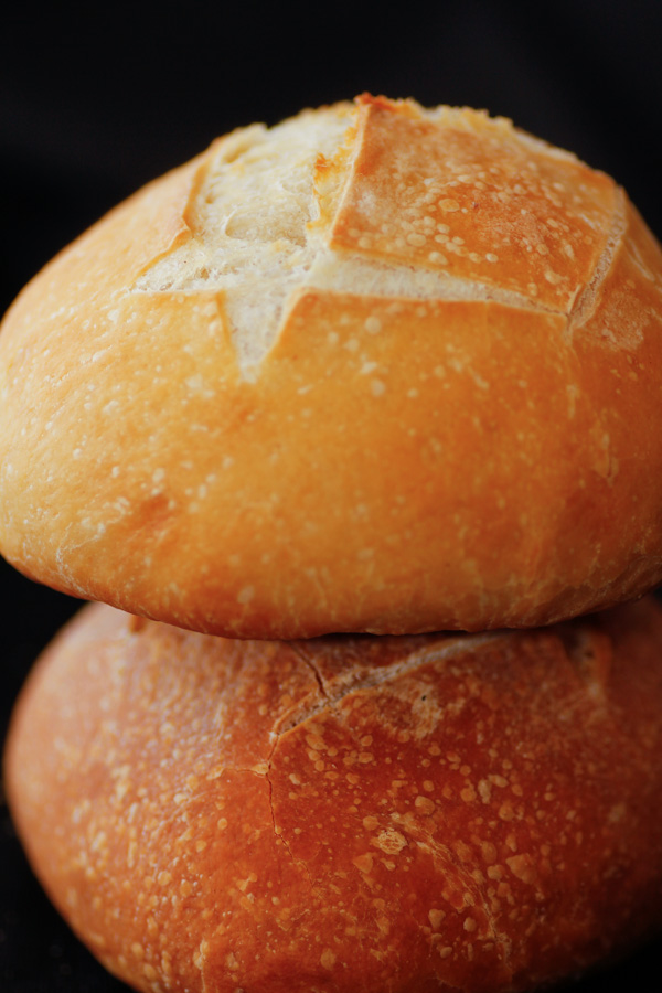 Panadero soy, porque sé hacer pan