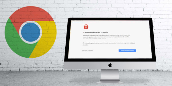 Problema con HTTPS y WordPress con Woocommerce en Google Chrome : Solucionado